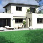 maison contemporaine 2