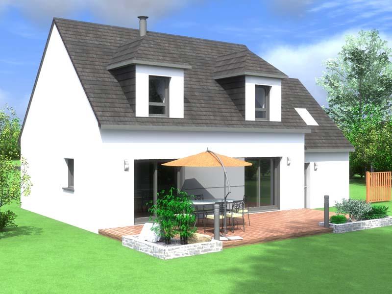 Maison traditionnelle Morlaix