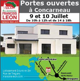 Portes Ouvertes à Concarneau les 9 et 10 Juillet 2016