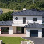 maison néo traditionnelle