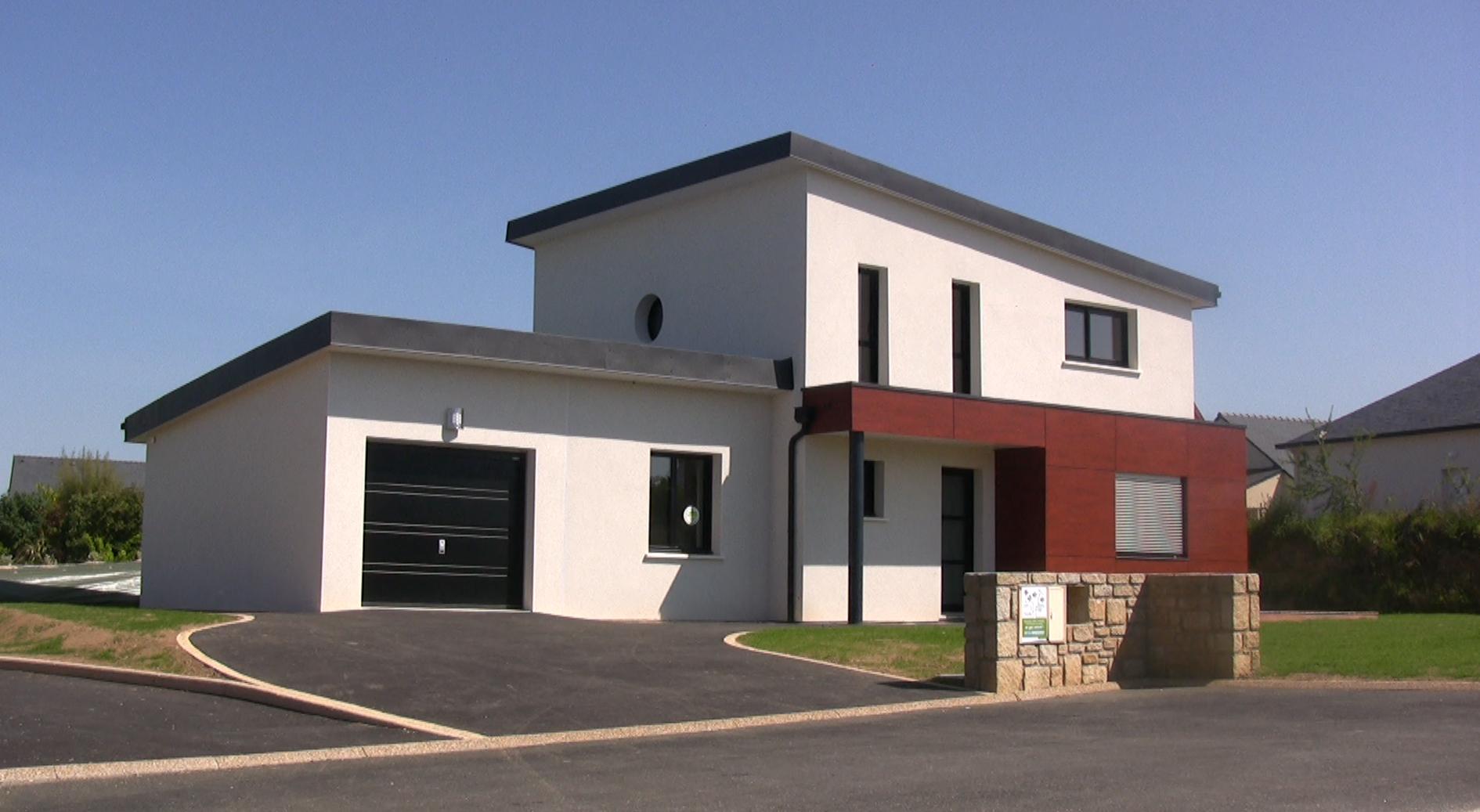 Constructeur de maison contemporaine maisons fran ois l on for Constructeur maison positive