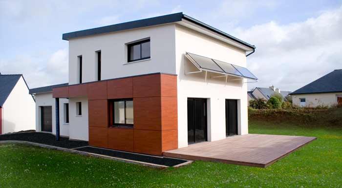 Constructeur de maison sur mesure depuis 30 ans for Constructeur maison individuelle lorient