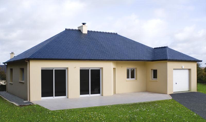 construire une maison dans de finist re avec l 39 architecture de votre choix. Black Bedroom Furniture Sets. Home Design Ideas