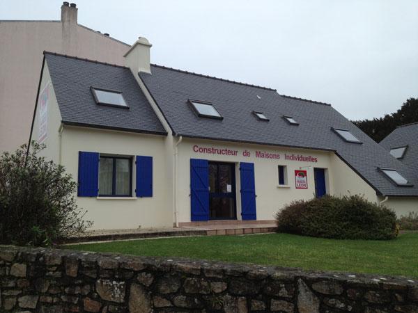 Agence constructeur de maisons Brest